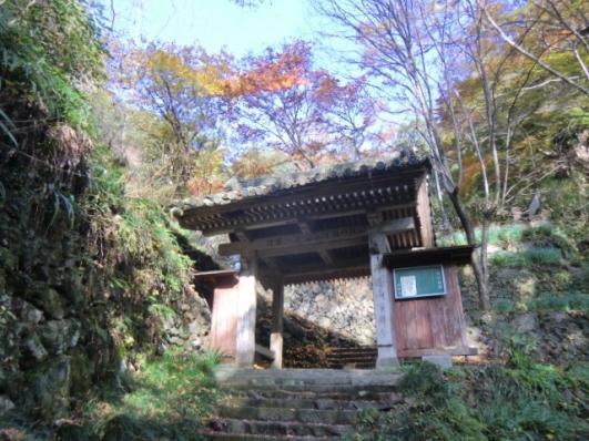 浄因寺山門