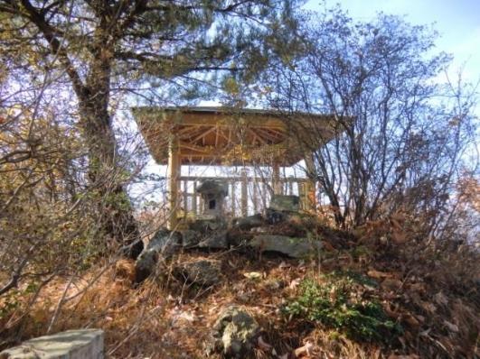 石尊山展望台