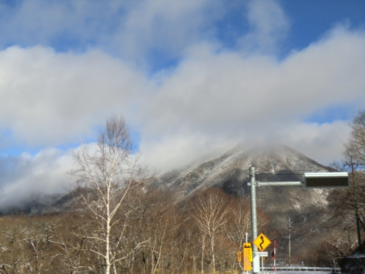 帰りの黒檜山