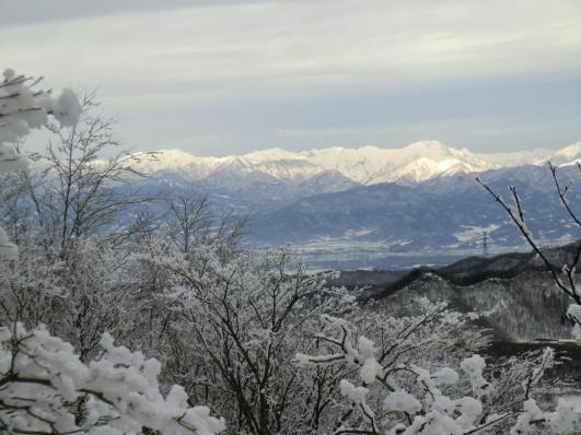 谷川主稜線
