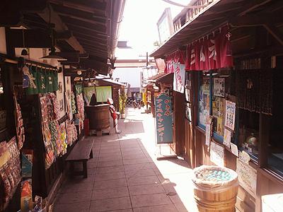 昭和の駄菓子屋風景