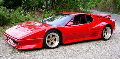 フェラーリ512BBケーニッヒヴァージョン