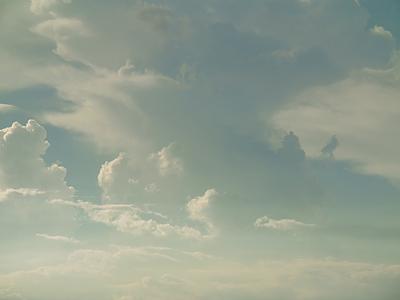故小松崎茂が描きそうな雲1