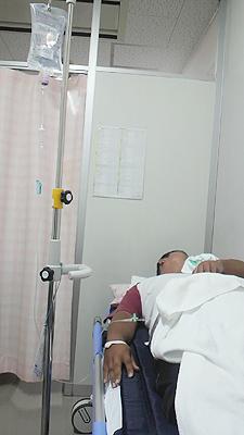 人生初入院