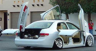 すっごい改造車