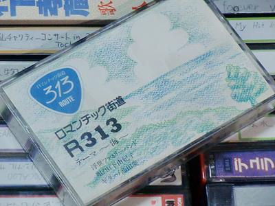 ロマンチック街道 R(ルート)313