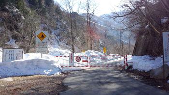 白山国立公園 大白川渓谷 入口