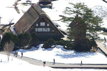 和田家 周辺を散策