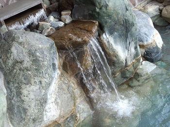 源泉かけ流し天然温泉