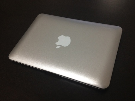 MacBookミラー2