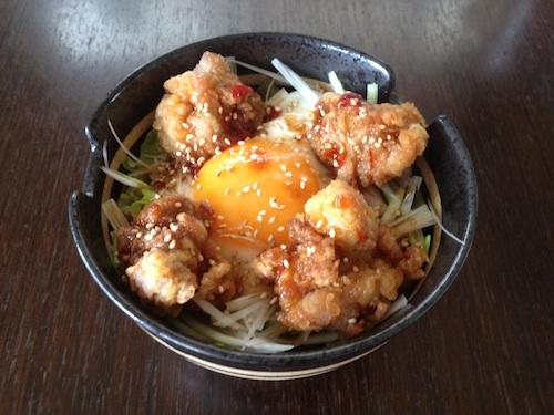 唐たま丼8