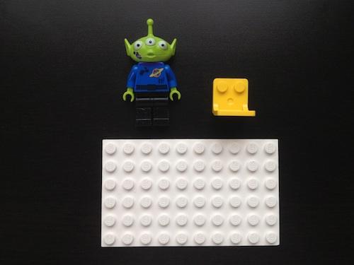 LEGOキー1