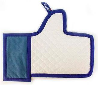 acebookのキッチン手袋