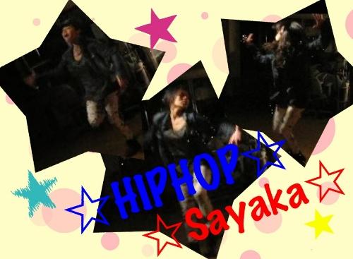 Kida HIPHOP_Sayaka