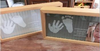 手形足型フレーム