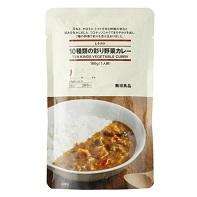 10種類の彩り野菜カレー 180g(1人前)
