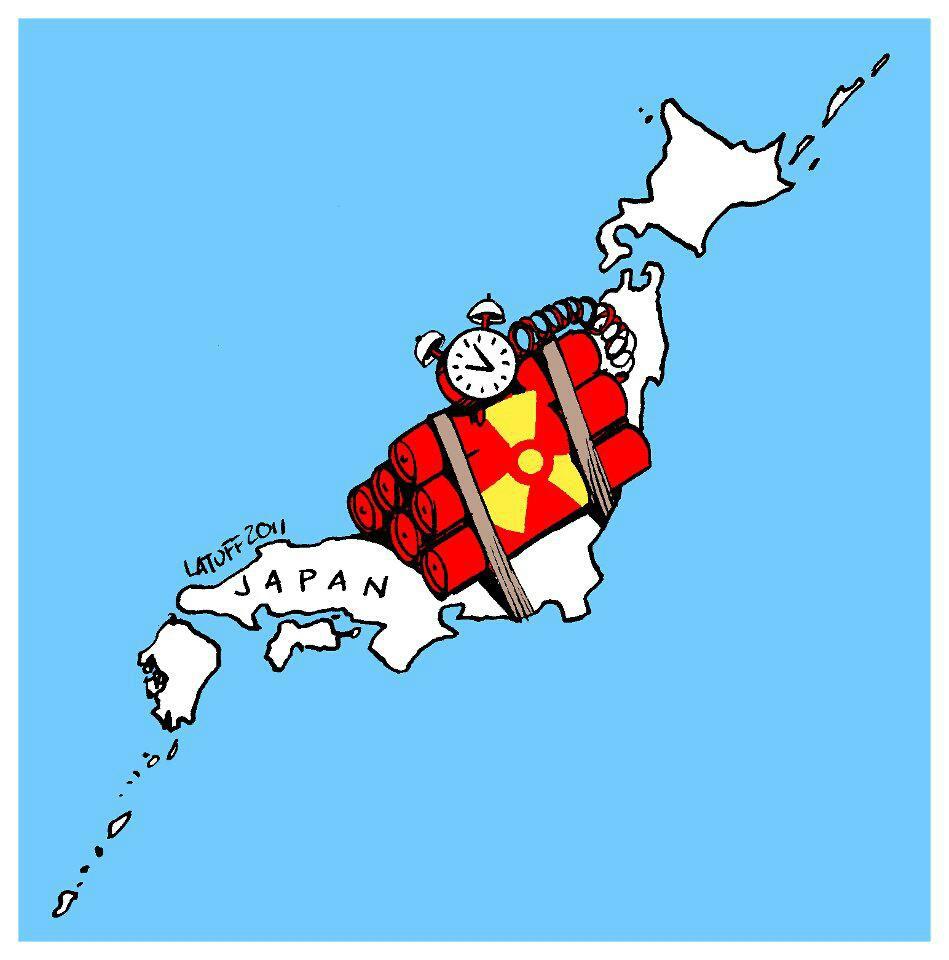 日本54基の原発は、軍事攻撃の絶対のターゲット!! 核大国のイスラエルには原発はない!兵頭正俊