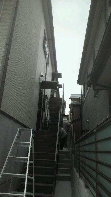 階段 テラス