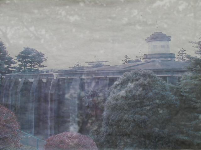 和田堀給水所 昔の写真2