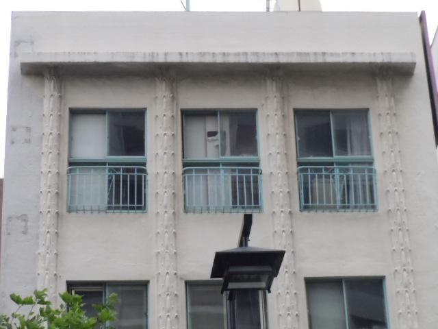 QB HOUSE 3・4階部分
