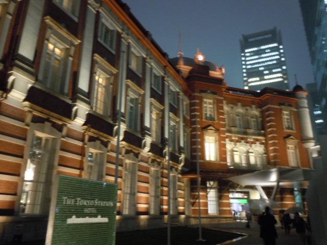 東京駅 外観1