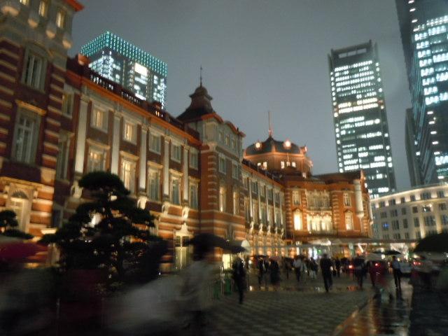 東京駅 外観3