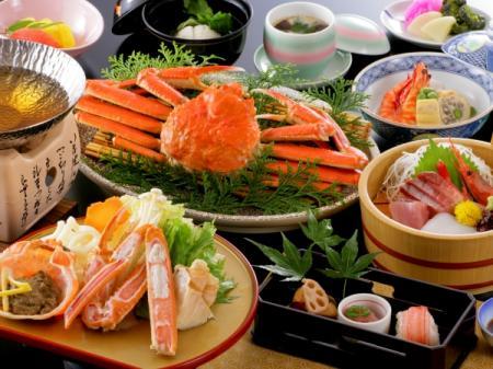 いよいよ来月6日より 2012松葉かに漁解禁!