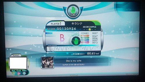 Dance Evolution ダンエボ スコア