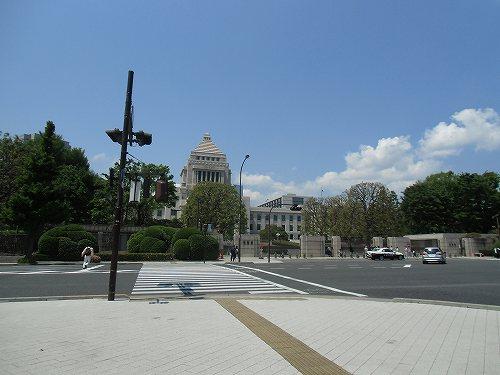 国会議事堂 永田町