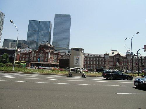 東京駅 外装
