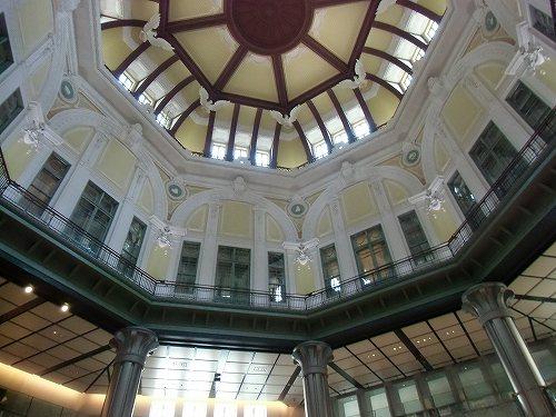 東京駅 内部