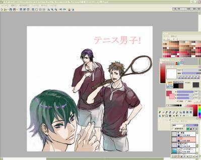 テニス男子1