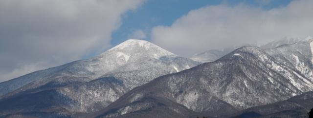 編笠山のPuma