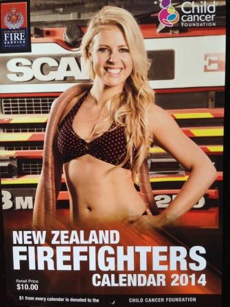 firefighter girl
