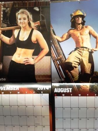 nz firefighter calendar