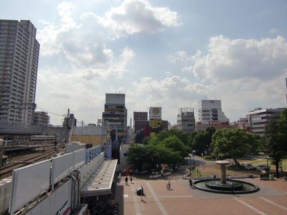 阪神尼崎駅周辺04
