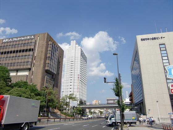 阪神尼崎駅周辺08