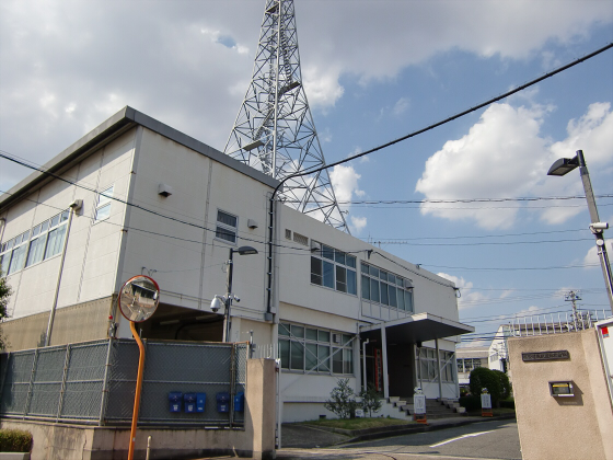 尼崎で阪神電車04
