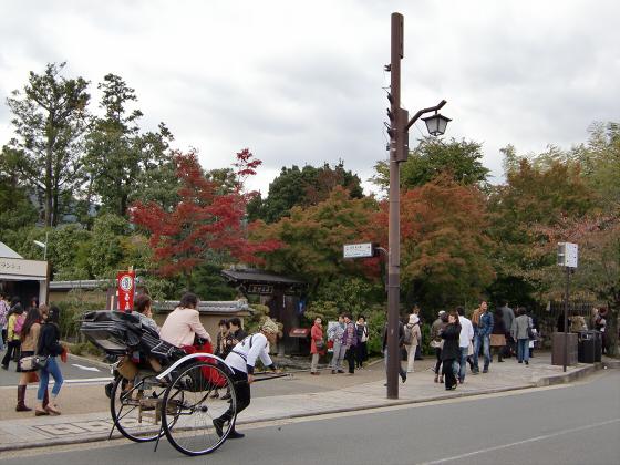 嵐山の紅葉2012秋03