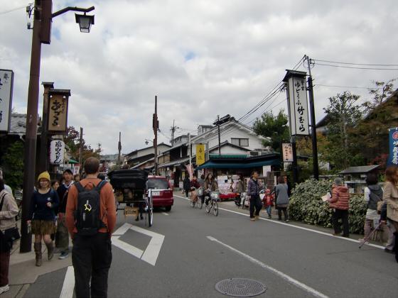 嵐山の紅葉2012秋19