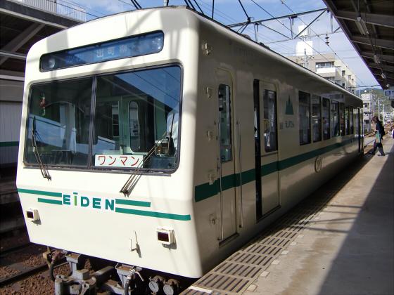 叡山電車~鞍馬・貴船へ~03