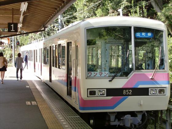 叡山電車~鞍馬・貴船へ~06