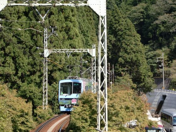 叡山電車~鞍馬・貴船へ~10