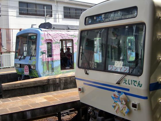 叡山電車~鞍馬・貴船へ~16