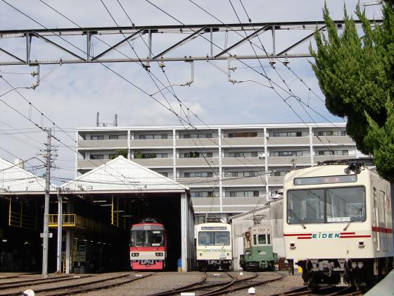 叡山電車~鞍馬・貴船へ~17