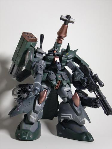 FAザクⅢ改改・特殊輸送用ジムキャノンⅡ・その他01