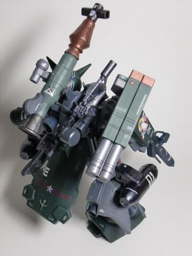 FAザクⅢ改改・特殊輸送用ジムキャノンⅡ・その他03