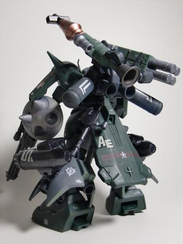 FAザクⅢ改改・特殊輸送用ジムキャノンⅡ・その他04