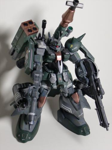 FAザクⅢ改改・特殊輸送用ジムキャノンⅡ・その他05