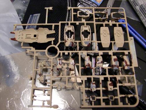 FAザクⅢ改改・特殊輸送用ジムキャノンⅡ・その他11